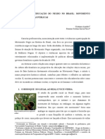 TRAJETÓRIA DA EDUCAÇÃO DO NEGRO NO BRASIL - Ayodele e Filice