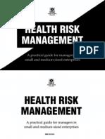 HSG 137 Health Risk Management