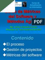 Curso de Métricas del Software y Métodos Ágiles