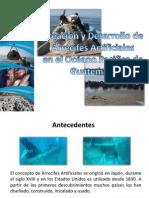 Arrecifes Artificiales Guatemala