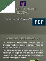 4 Estrategia Internacional