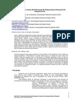 Diagnóstico Dos Custos Na Fabricação De Embarcações Artesanais De Pequeno Porte