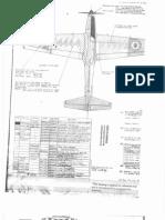 BAe Chipmunk Drawing C1-G-71