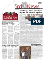 February 7 2013 Mount Ayr Record-News