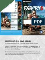 Far Cry 3 Manual