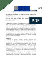 GUIA PRÁCTICA PARA EL MANEJO DE LAS SINEQUIAS INTRAUTERINAS