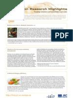 Nutrition Newsletter 2-2011