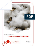 2011-11-Cotton in China - Country Sector Analysis[1]