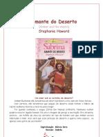 Stephanie Howard - Amante Do Deserto (Sabrina 1086)
