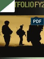 PEO Soldier Portfolio FY2013