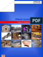 HITACHIsteamturbine Brochure