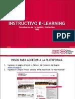 Instructivo b Learning