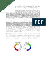 Clasificación de los colores.doc