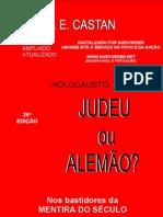 Hoiocausto judeu ou alemão