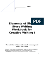 Elements of Short Story WORKBOOK
