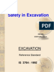 Safety in Excavation