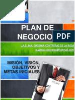 3.Vision, Mision, Objetivos