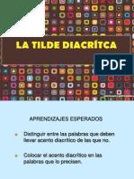 El Acento Diacritico (1)