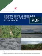 Biodiversidad y Bosques Tropicales en El Salvador
