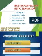 Magnetic Separator2