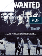 Digital Booklet - The Wanted