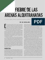 Arenas Petroliferas