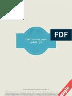 Iyagi Translation Package Sample - TalkToMeInKorean