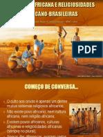Diaspora Africana e Afro-Religiosidades