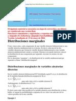 03.3 - Distribuciones marginales
