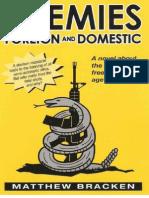 Matthew Bracken - [Enemies 01] - Enemies Foreign and Domestic (PDF)