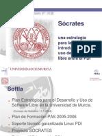 Universidad de Murcia SOCRATES CRUE-TIC Oviedo 21-02-06