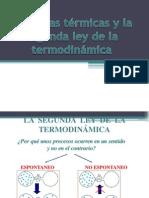 Presentacion de La Segunda Ley de La Termodinamica - Upn[2]