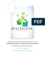 Estrategia de Marketing Digital Bellavista Town Houses