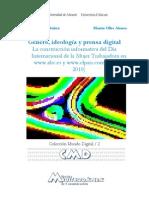 Género, ideología y prensa digital