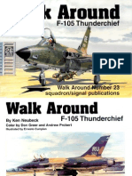 [aviation] - [Squadron-Signal] - [Walk Around n°23] - F-105 Thunderchief