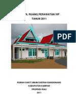 Profil Ruangan VIP RSUD Bangkinang