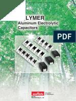 Murata  Polymer Aluminum Electrolytic Capacitors