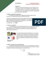 Cuestionario previo 4 - Electricidad y Magnetismo