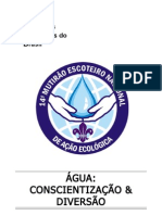 UEB - 14º MutEco - Projetos Água - Conscientização