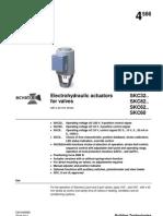 Electrohydraulic Actuators SKC 20497 Hq En
