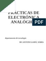 Practicas Electronica Analogica 4 Eso