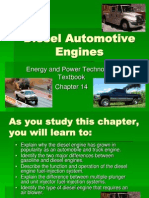 Diesel Automotive Engines Chapter 14