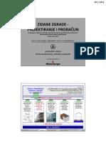 Zidane_zgrade - Projektiranje i Proracun_2012
