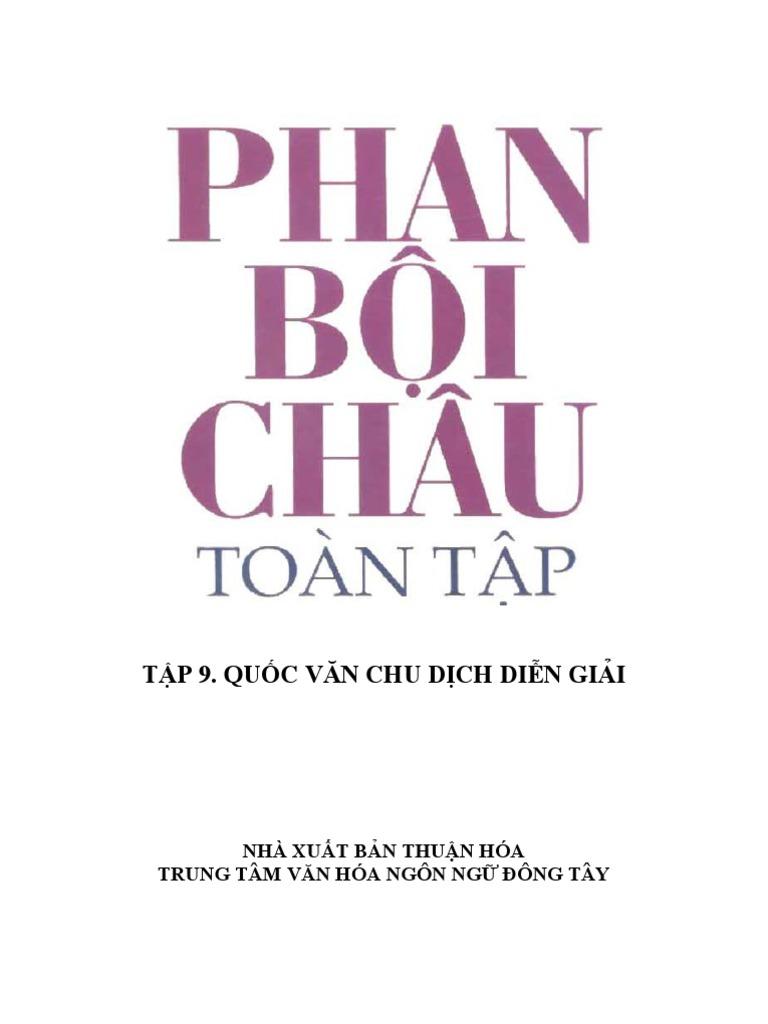 Chu Dich-kinh Dich_phan Boi Chau