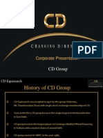 CD Equisearch Corporate Profile