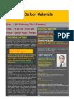 Carbon Materials Course
