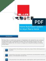 Home Automation Application Notes BLAZE AUTOMATION 2010