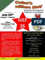 2011-07-26 - july 26th celebration