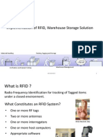 RFID Implementation MARKFED BLAZE Automation