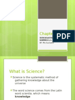 Chapter 1-Introduction to Science